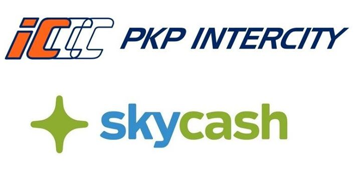 SkyCash z biletami PKP Intercity