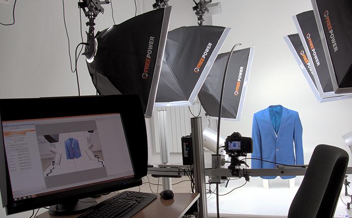 FOLYO - powstawanie animacji 3D i 360 stopni